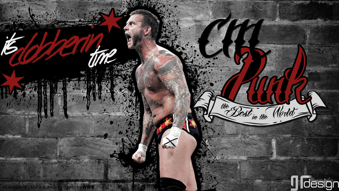 Cm Punk  Best In The World Wallpaper   1191x670