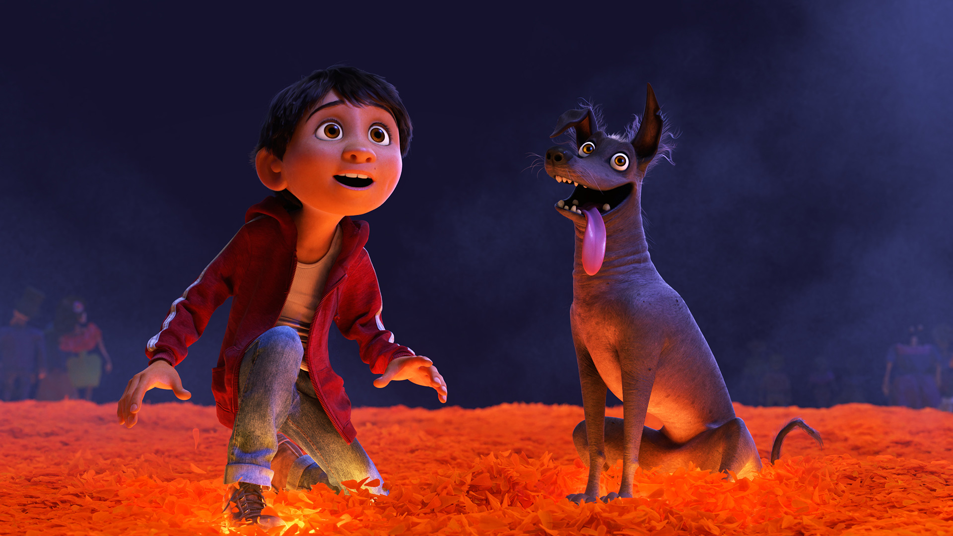 Pixar Coco Movie Wallpapers New HD Wallpapers