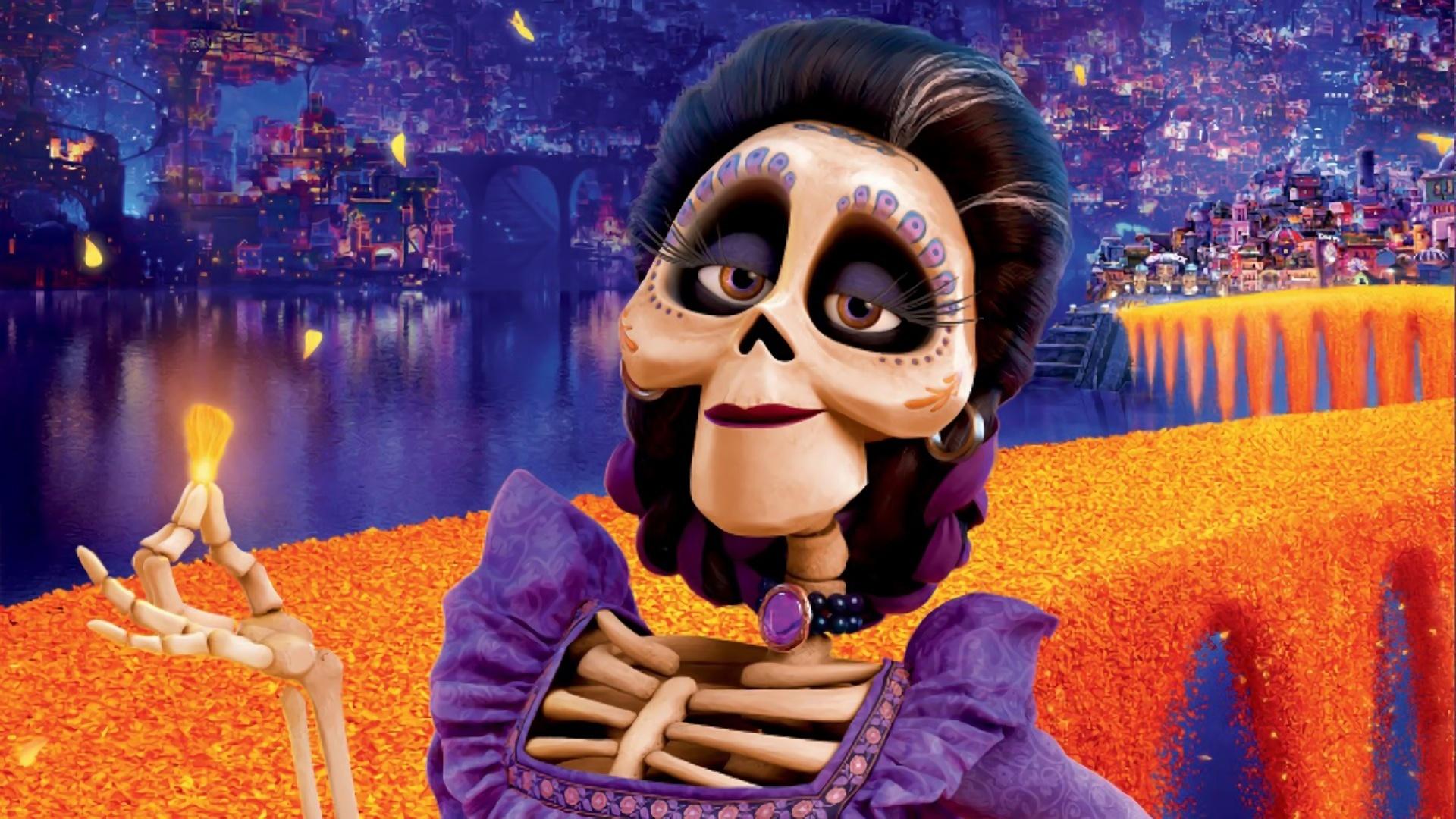 Pixar Coco Movie Wallpaper Download HD