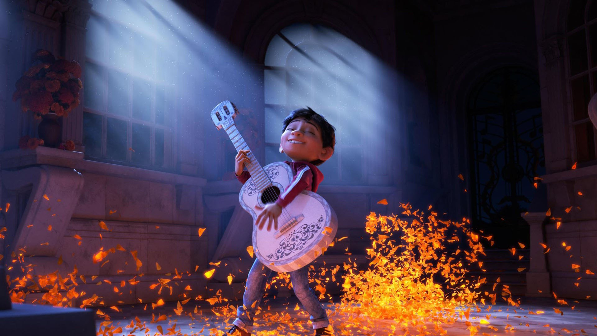 Coco Movie p Wallpapers New HD Wallpapers