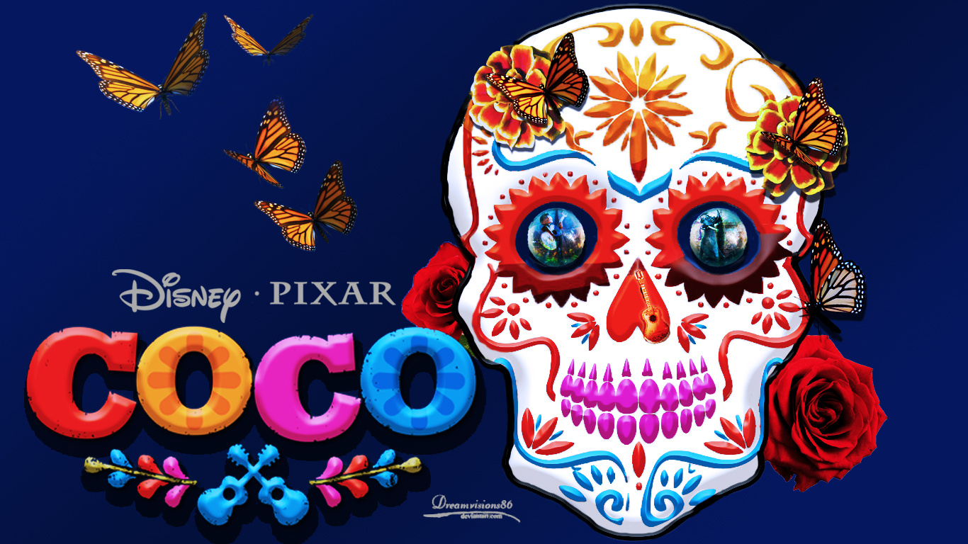 Animation Movie Coco Wallpapers