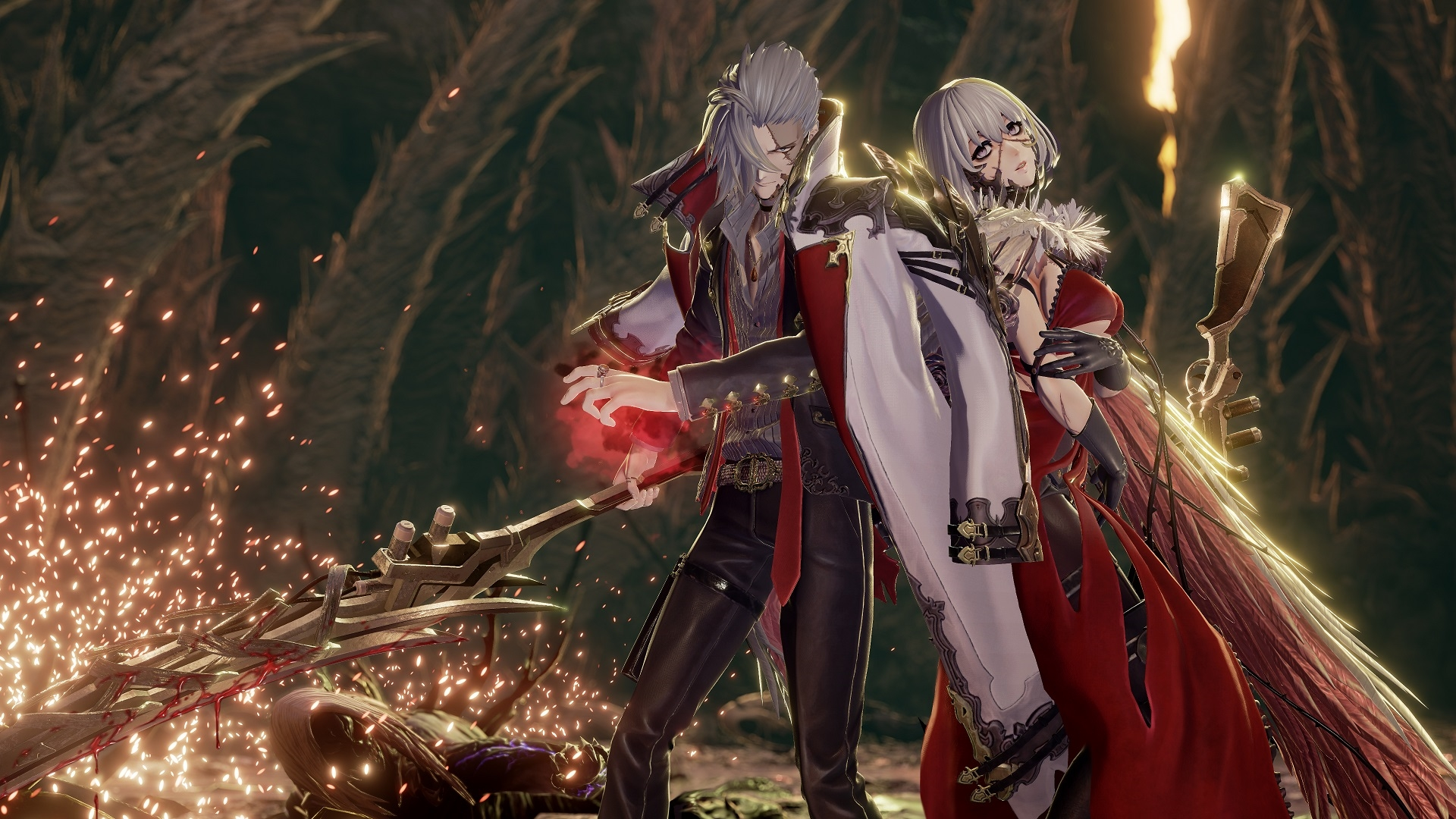 Code Vein Gets Details on New Characters and Weapons New