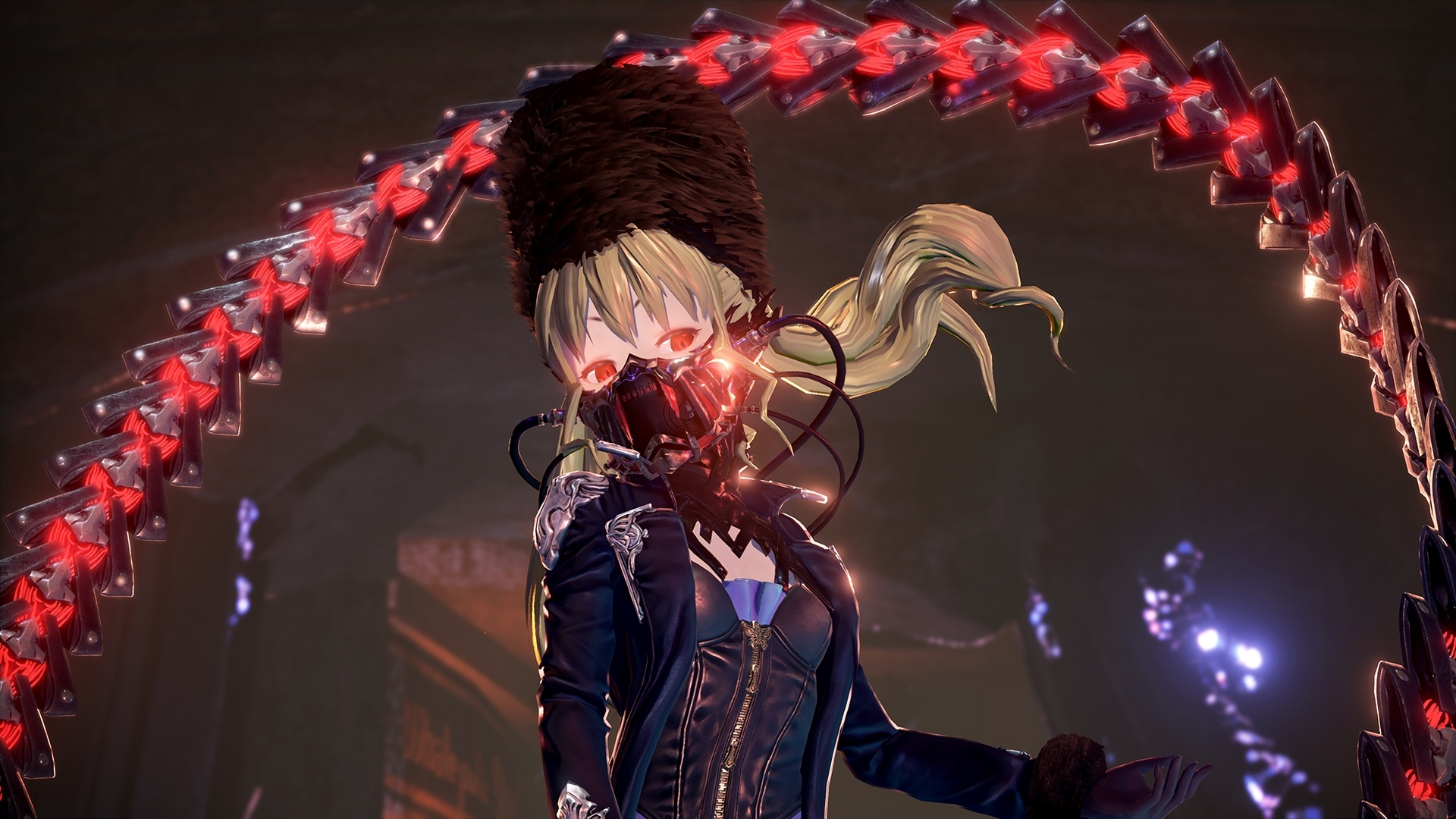 Nice Code Vein Girl Mask Game x wallpaper Gamer Nerd