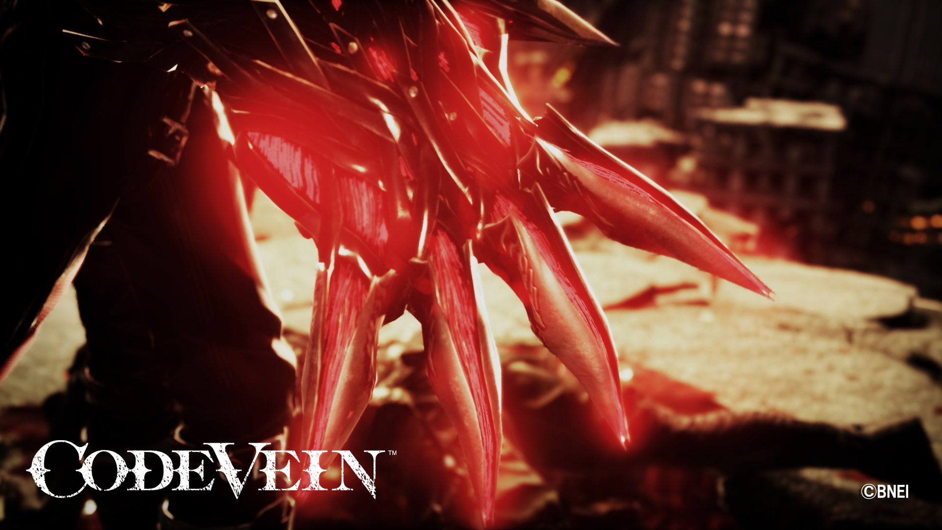 Code Vein debut trailer to be released May [Update