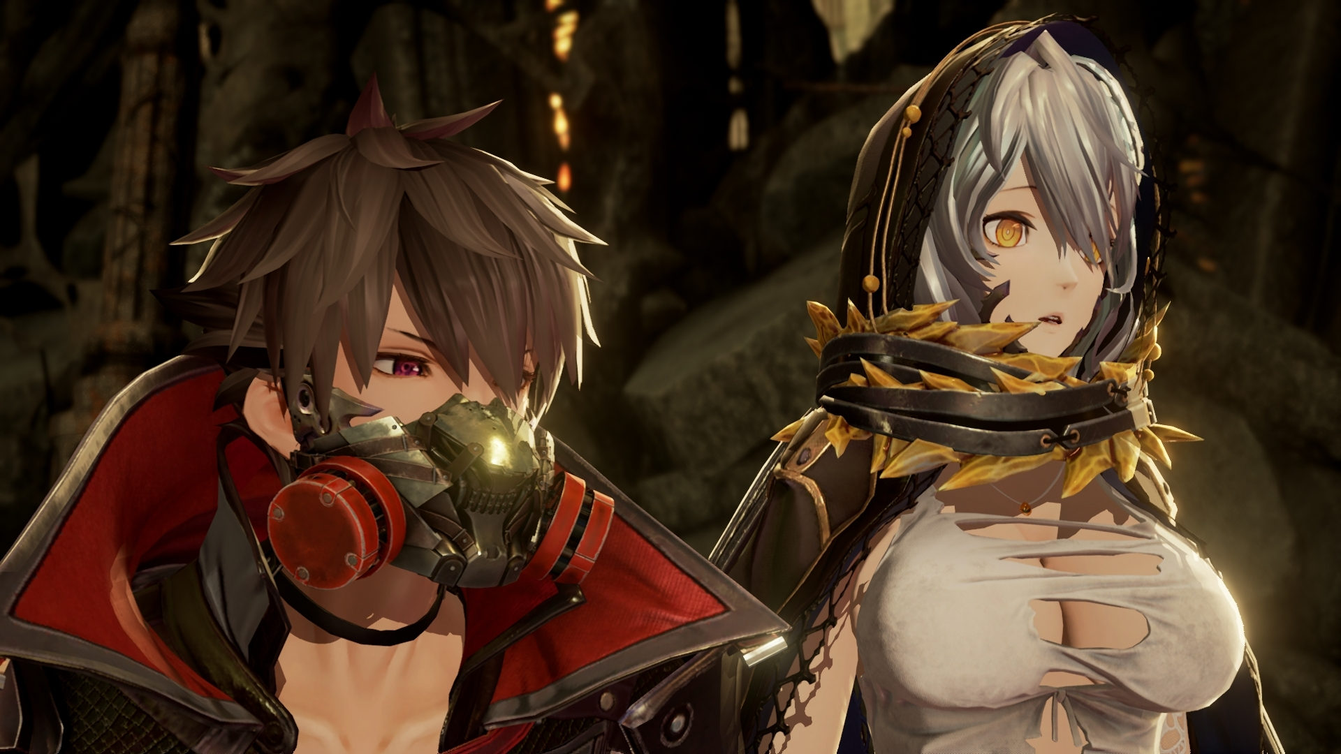 Code Vein screenshots images and pictures Giant