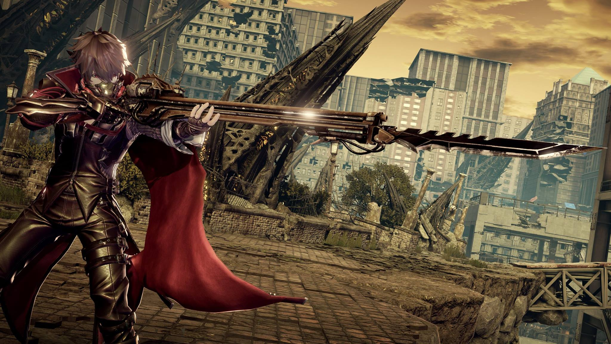 Bandai Namco Shows Off Code Vein Releasing  Informed