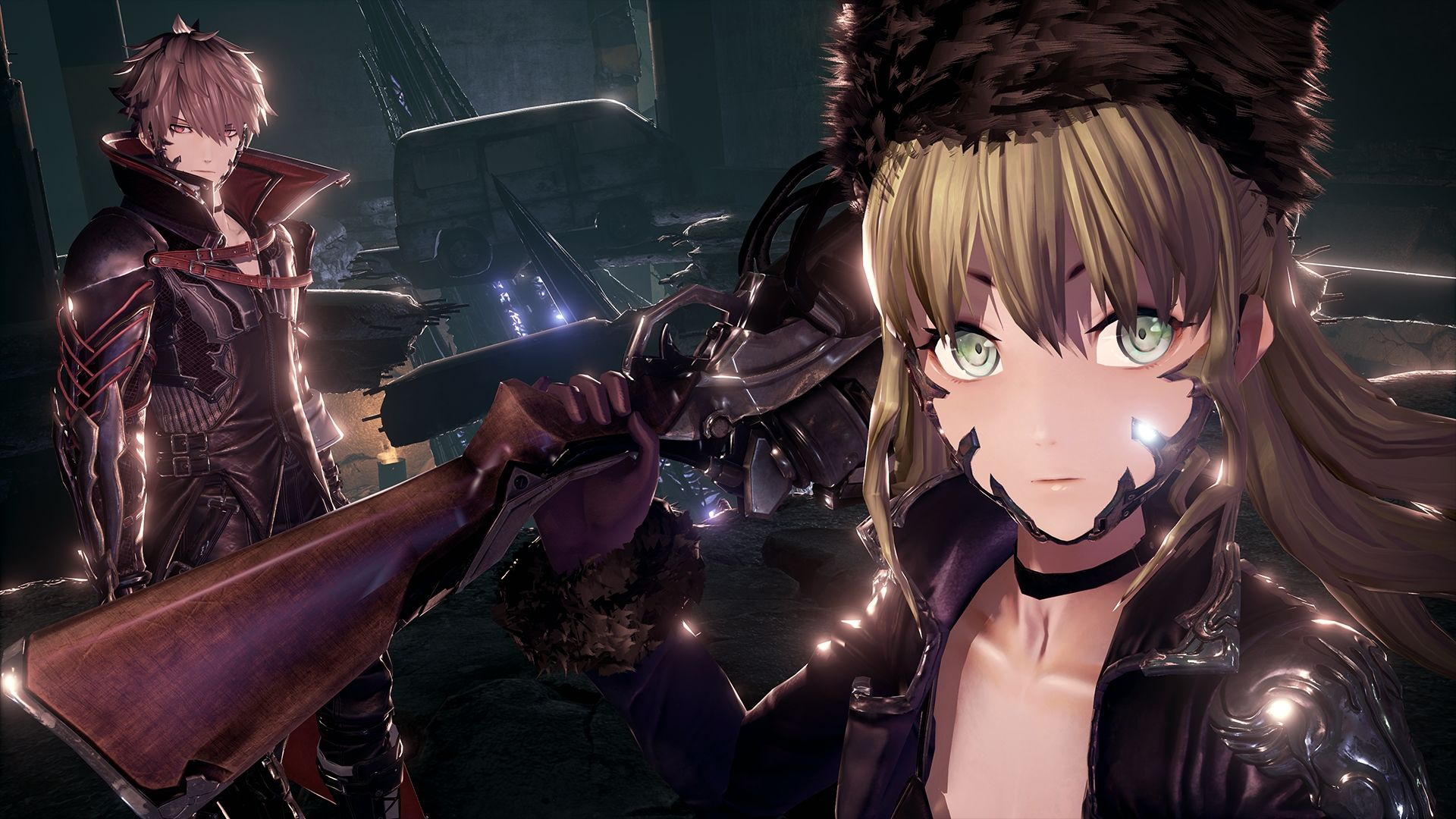 Code Vein Interview Developers Talk Open World Difficulty and