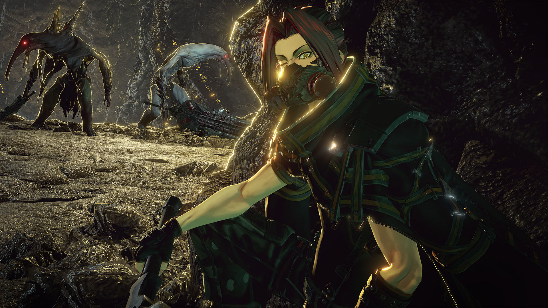 First Details Images Western Release Confirmed for Code Vein
