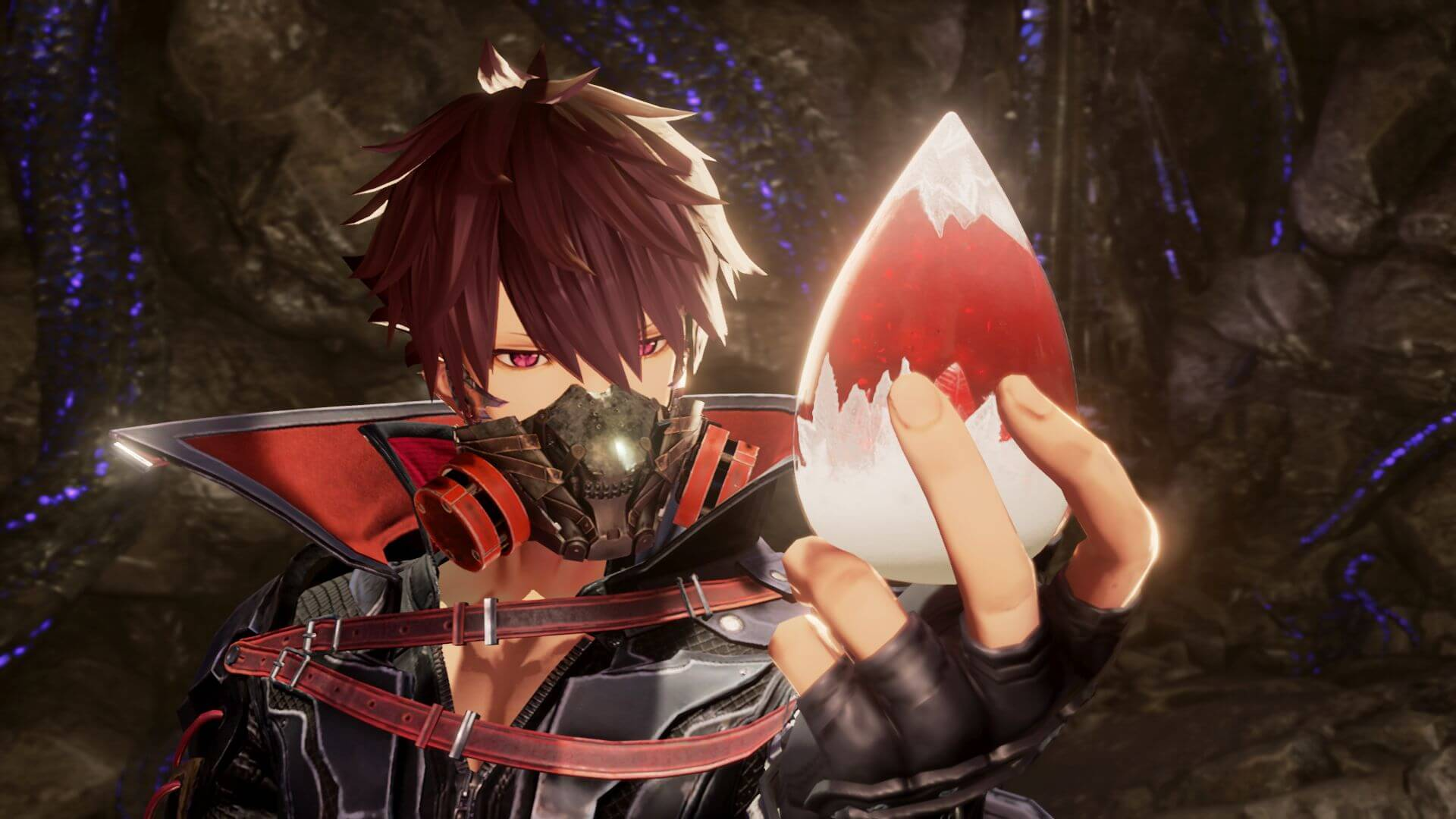 Bandai Namcos Vampire RPG Code Vein Gets a Bloody New Trailer and