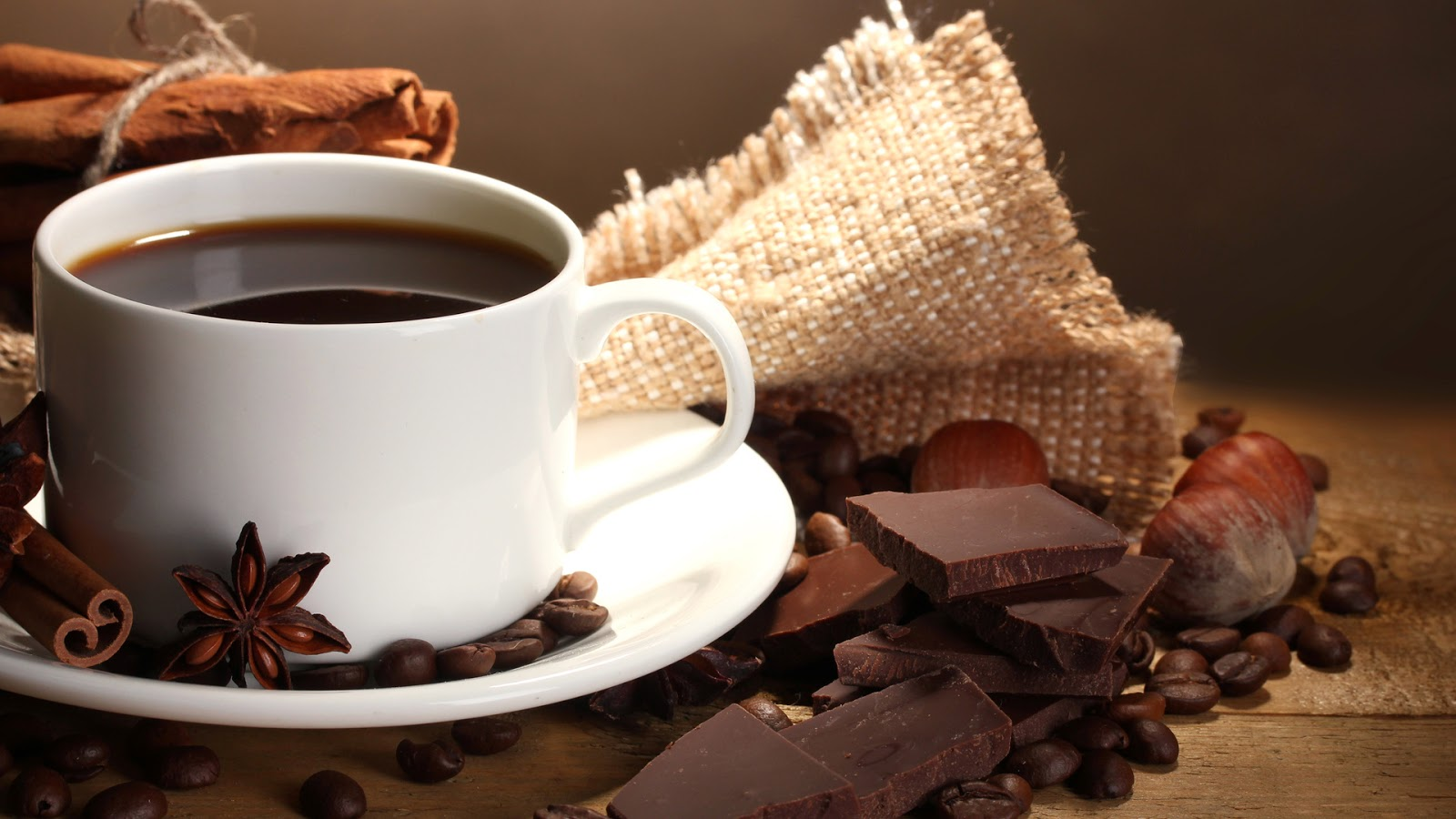 Coffee Wallpapers  Best Wallpapers 1600x900