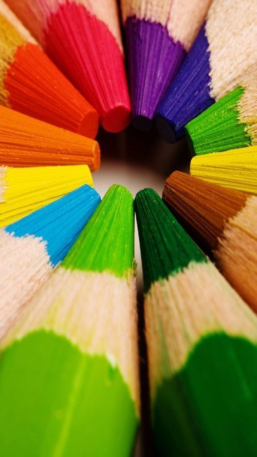 Colored Pencil Chips Colour your life Pinterest Coloured uk