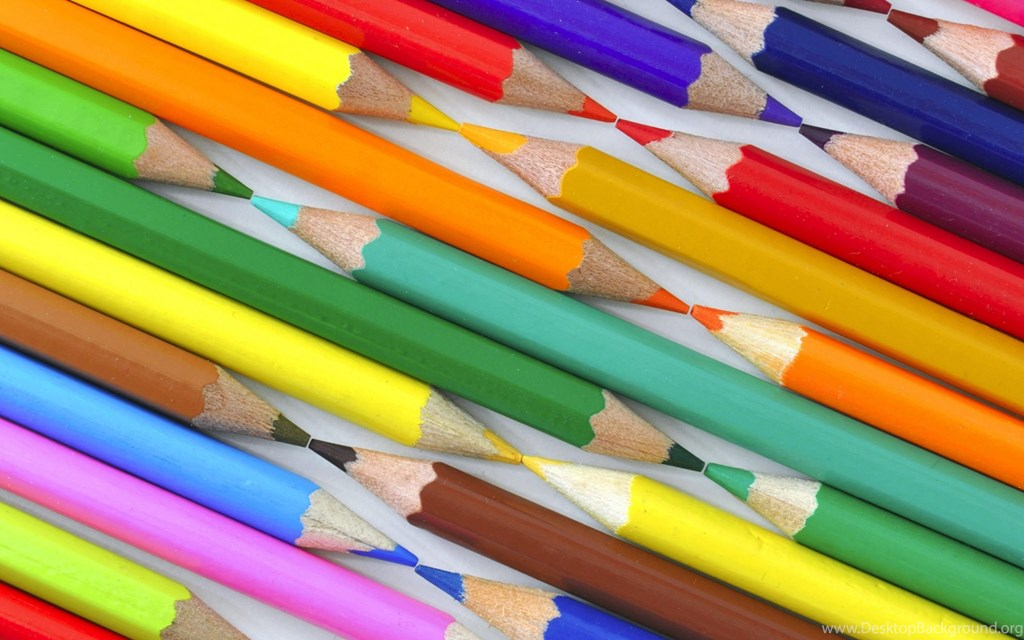 Color Pencil Wallpapers Group