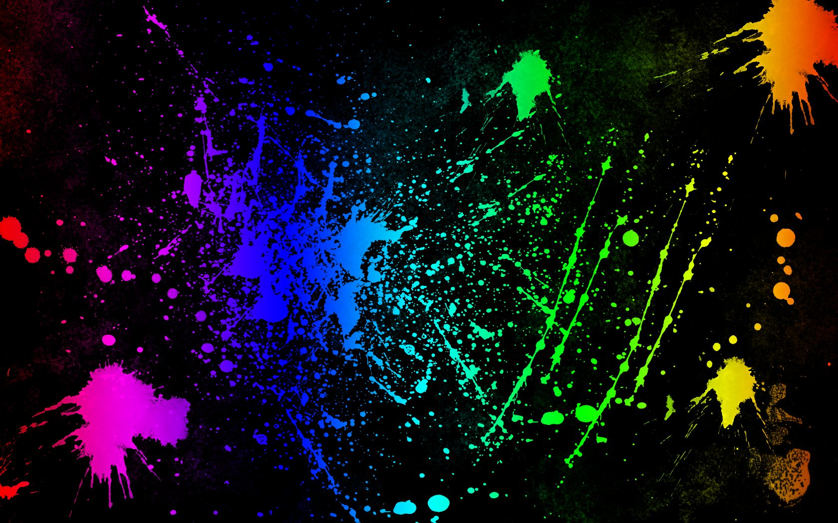 free colorful backgrounds 1680x1050