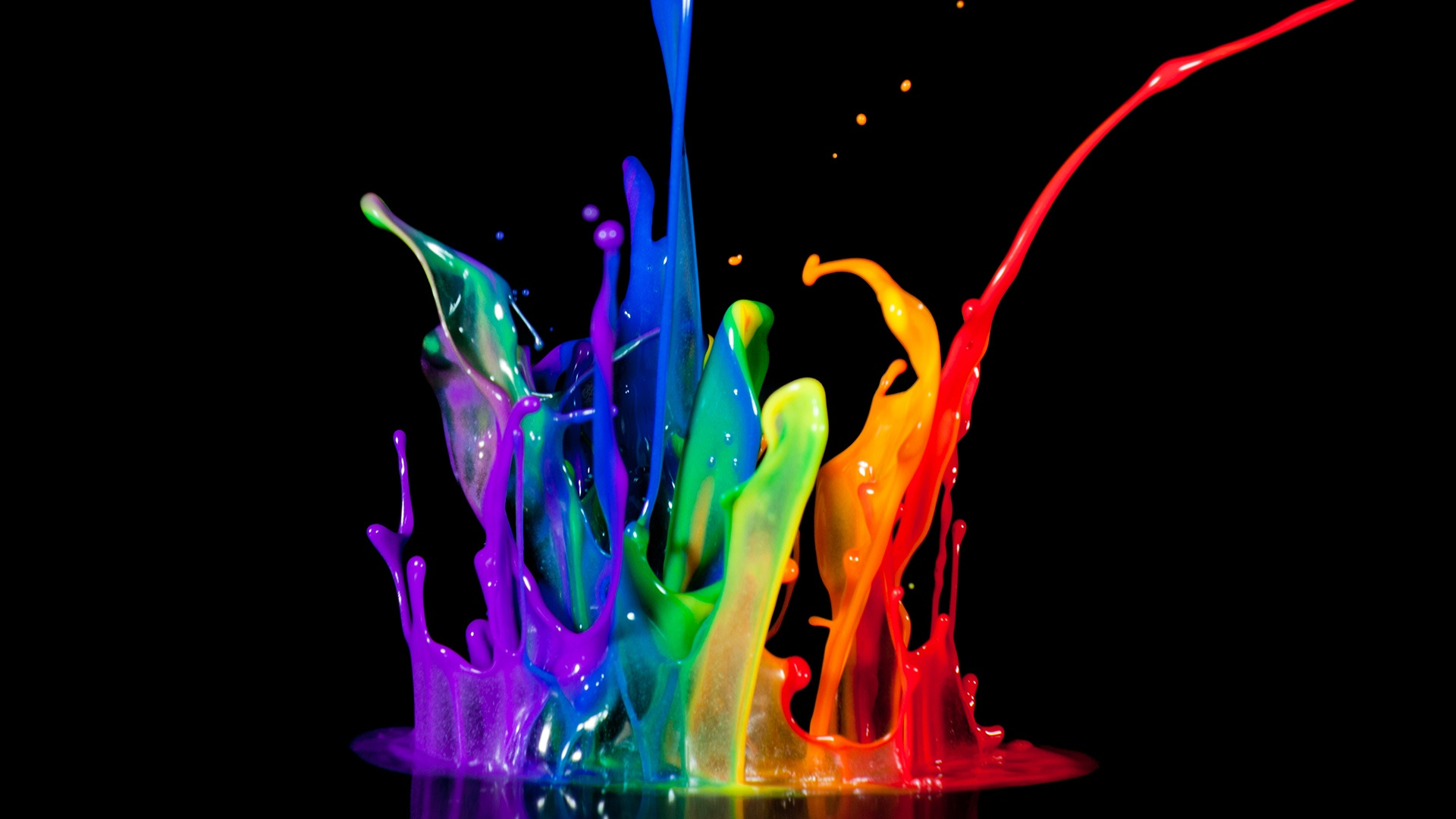 Colors splash colorful wallpapers  HD Wallpapers Rocks 1920x1080