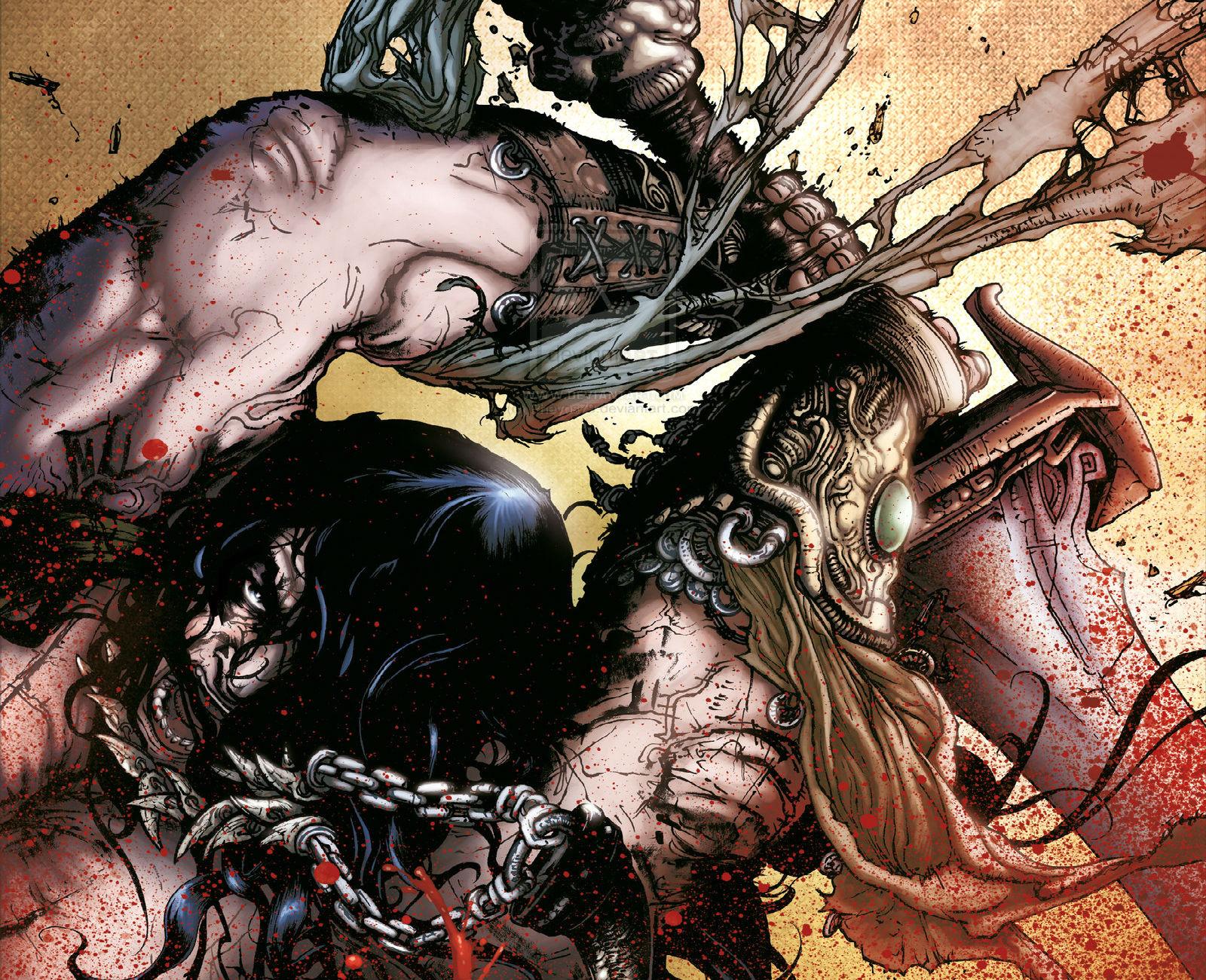 Conan The Barbarian Fx Wallpaper Wallpaperup 1600x1300