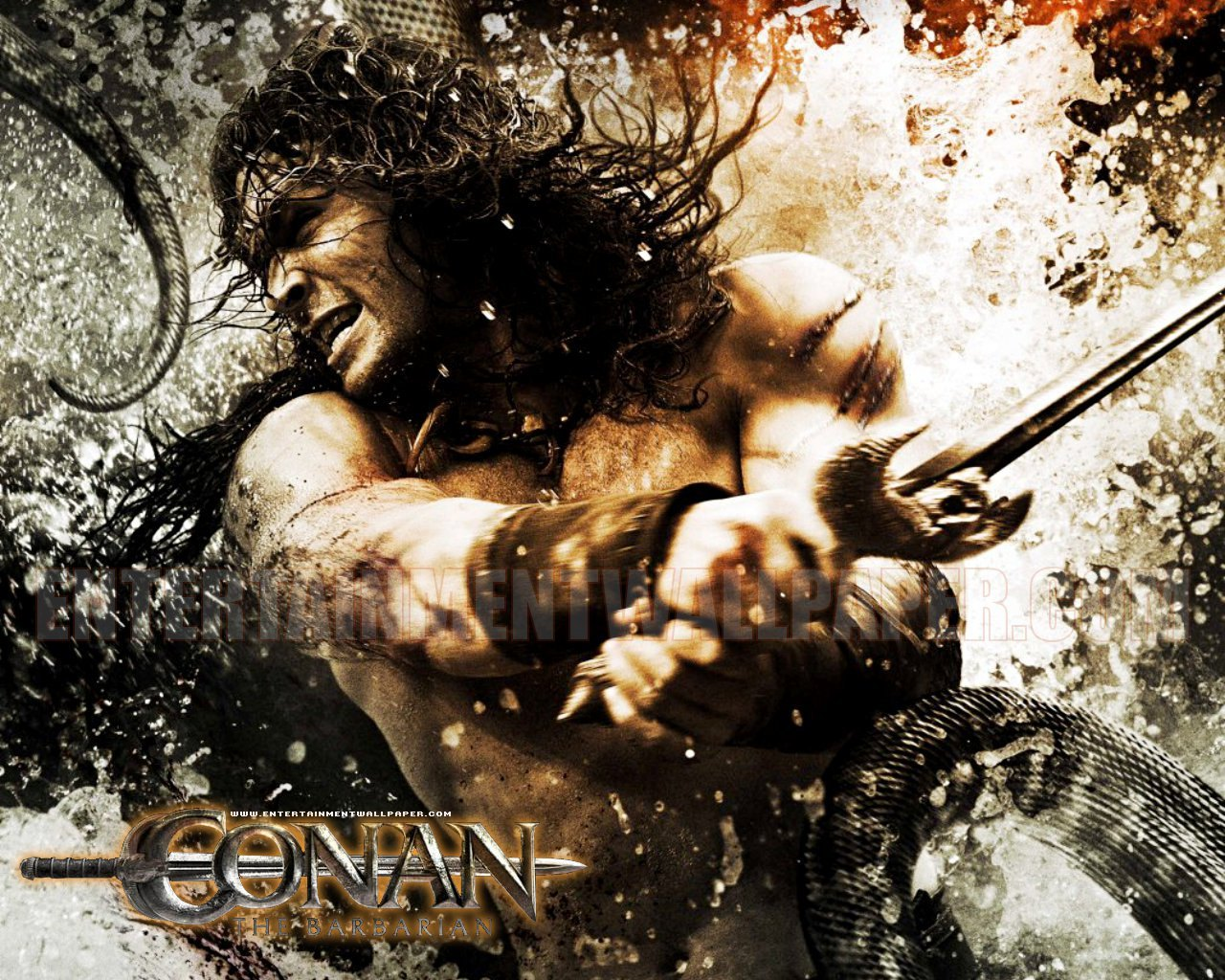 Conan The Barbarian HD Wallpapers  Backgrounds  Wallpaper  1280x1024