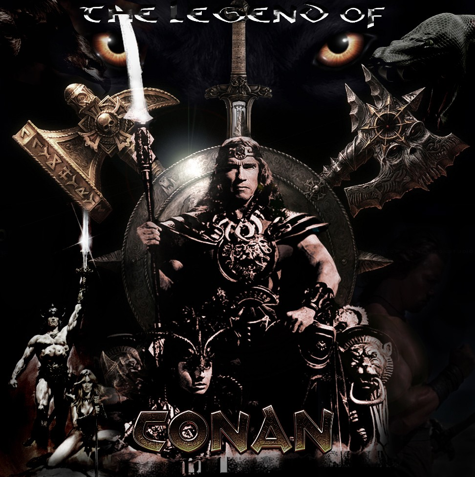 Conan The Barbarian HD Wallpapers  Backgrounds  Wallpaper  972x975