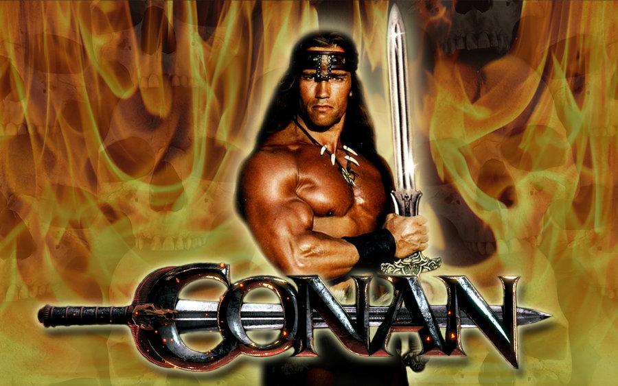 Conan The Barbarian Throne Wallpaper Conan The Barbarian