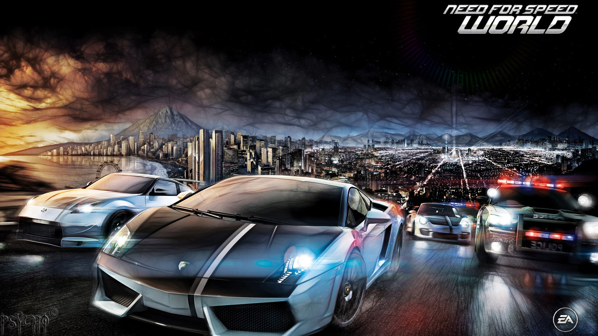 Speedy Car Wallpapers For Free Desktop Download 1920x1080