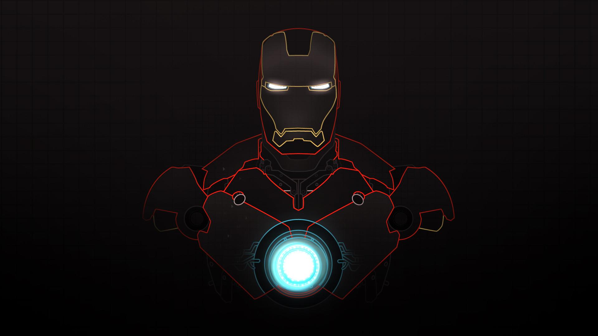 Iron Man Comic Cartoon Wallpapers Pixelstalk Ironman Wallpaper Hd