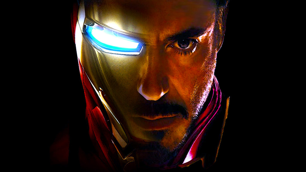 Cool Iron Man Wallpaper   1024x576