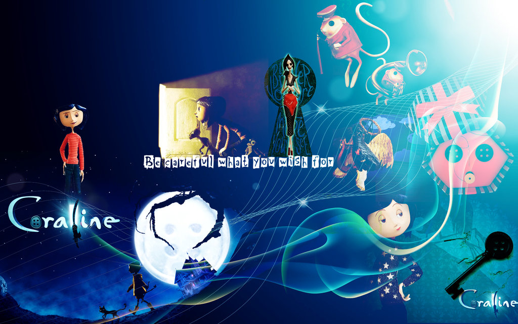 Coraline Wallpapers 24 Wallpapers Adorable Wallpapers