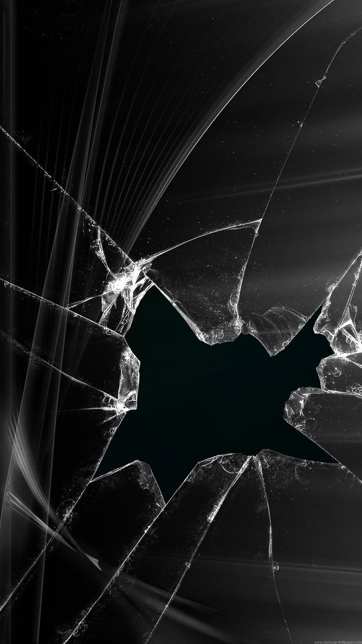 Cracked screen clipart iphone ClipartFox 736x1308