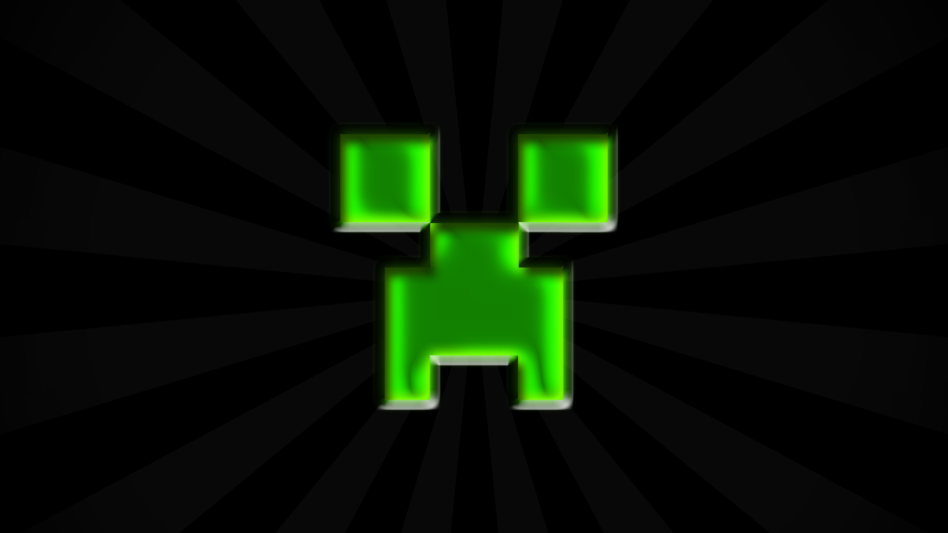 Download Minecraft Creeper Face Wallpaper Game Desktop Background .