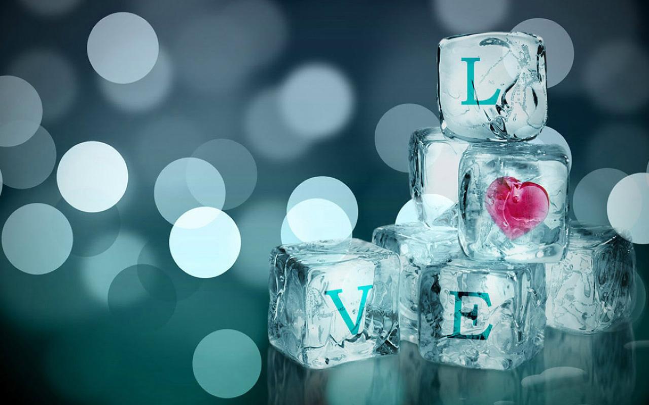 Wonderful Heart Crystal Wallpaper Te Photos Wallpapers Crystals 1280x800