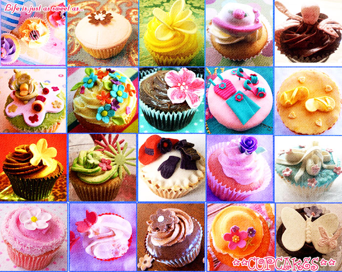 Cupcake HD Wallpapers  Backgrounds  Wallpaper  700x556
