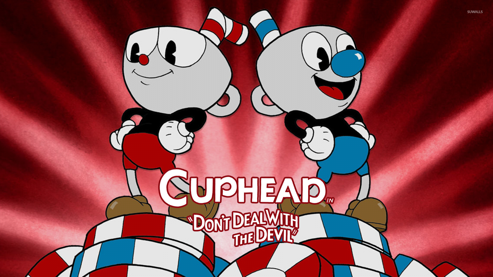 Cuphead HD Wallpapers Background Images Wallpaper