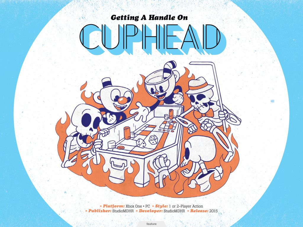 Cuphead Tile Wallpaper READ DESC by ThunderBirds on