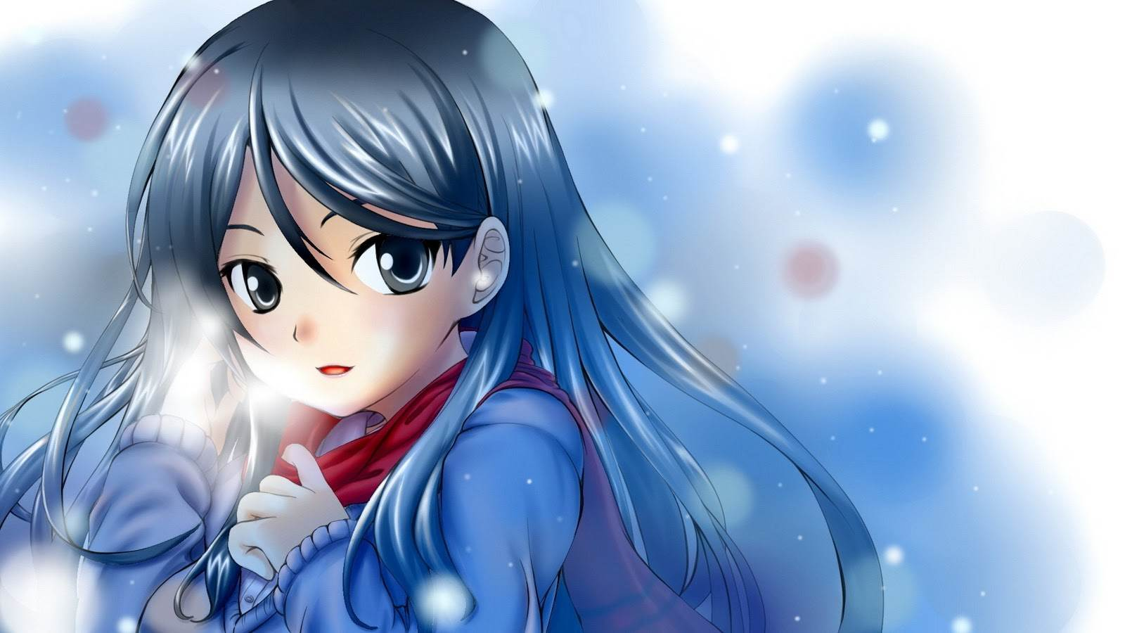 Cute Anime Girl Iphone Wallpaper Adorable Wallpapers