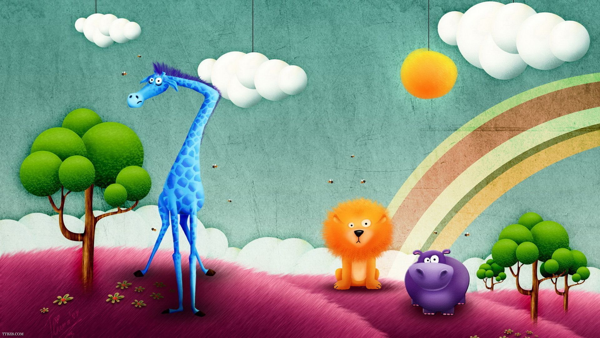 cute cartoon backgrounds free download pixelstalk hd cute cartoon desktop wallpaper cute wallpapers 1920x1080