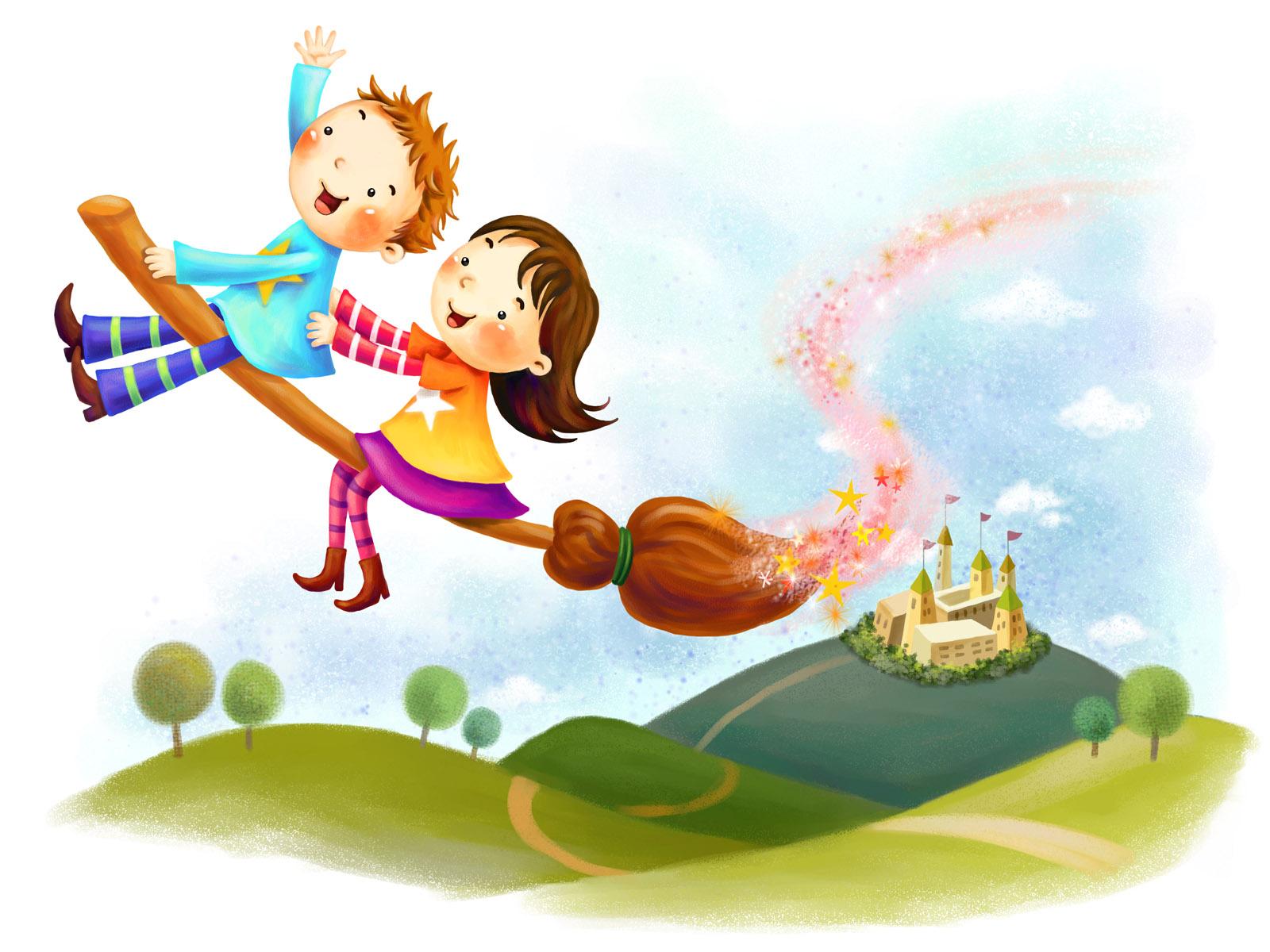 Cute Girl Cartoon Wallpaper Images Free Download 1600x1200