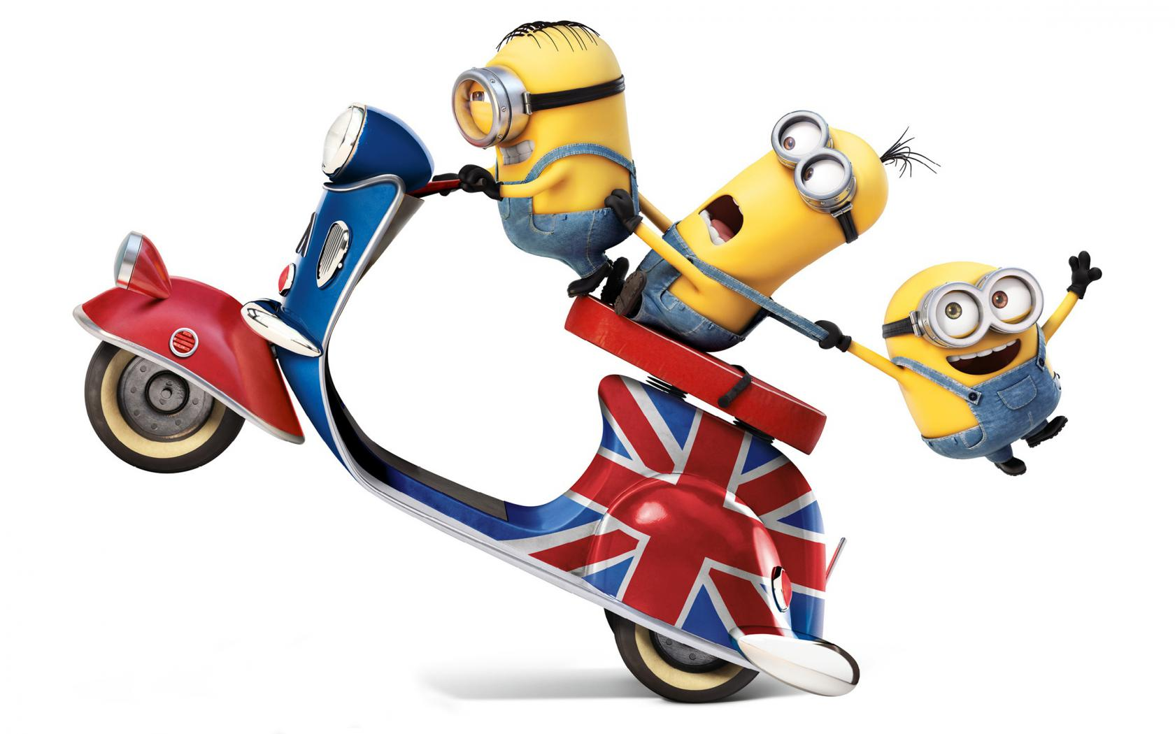 Cute Minions Wallpapers