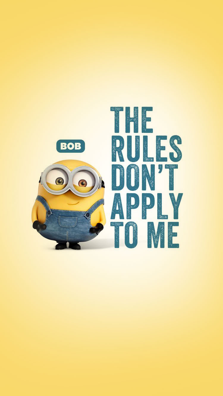 Funny Minions Mobile Wallpapers Android Hd 750x1334