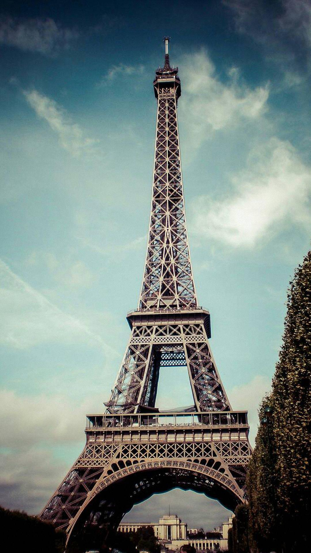 Eiffel Tower Paris Widescreen Wallpaper Cute Paris Wallpaper