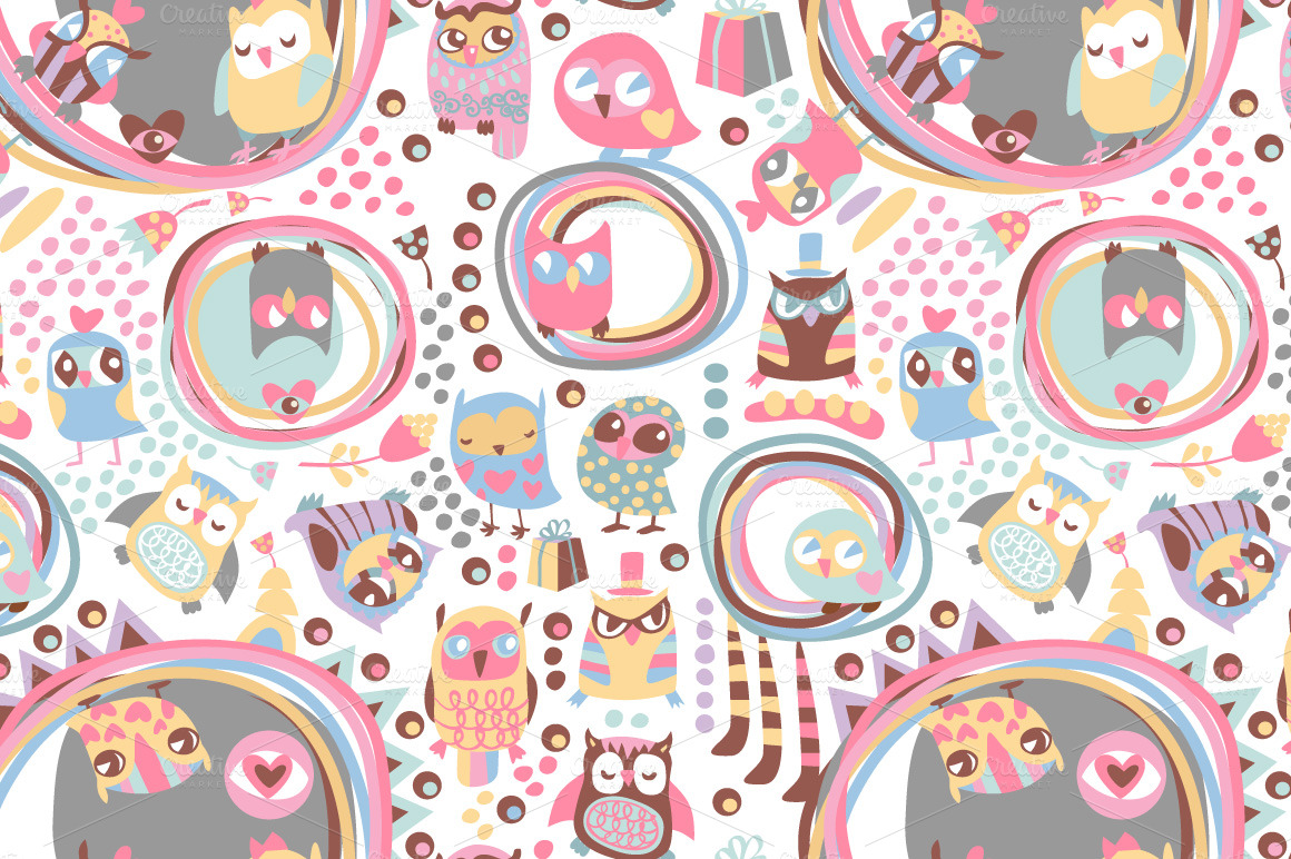 Collection of cute pattern wallpaper on hdwallpapers 1160x772 voltagebd Gallery