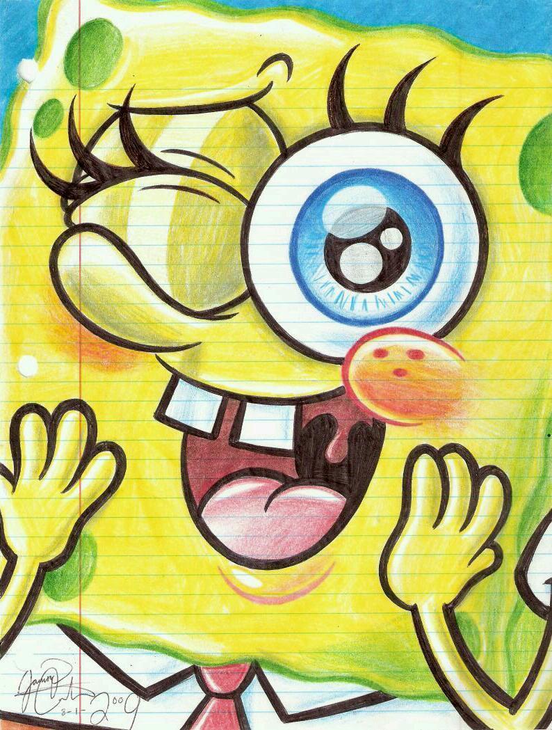 Funny Spongebob Wallpapers Wallpaper 794x1049