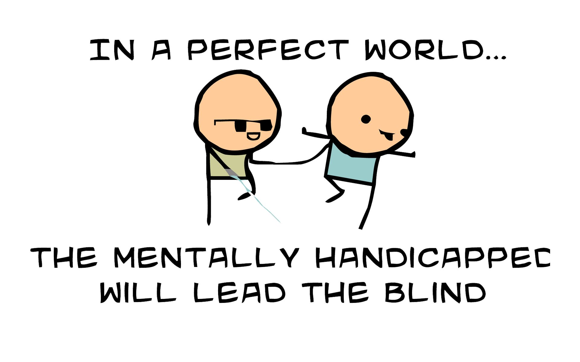 Cyanide And Happiness HD Wallpapers Background Images