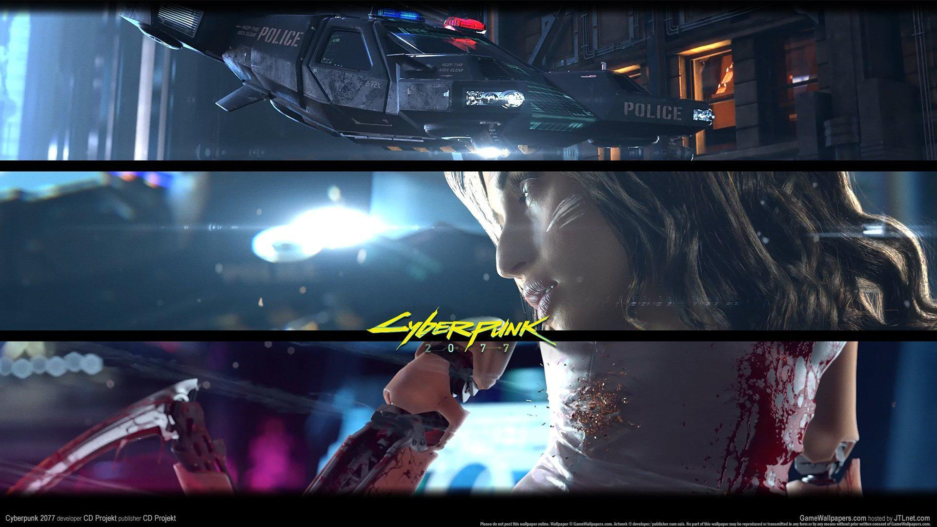 These New Cyberpunk Concept Art Images Are Absolutely Stunning