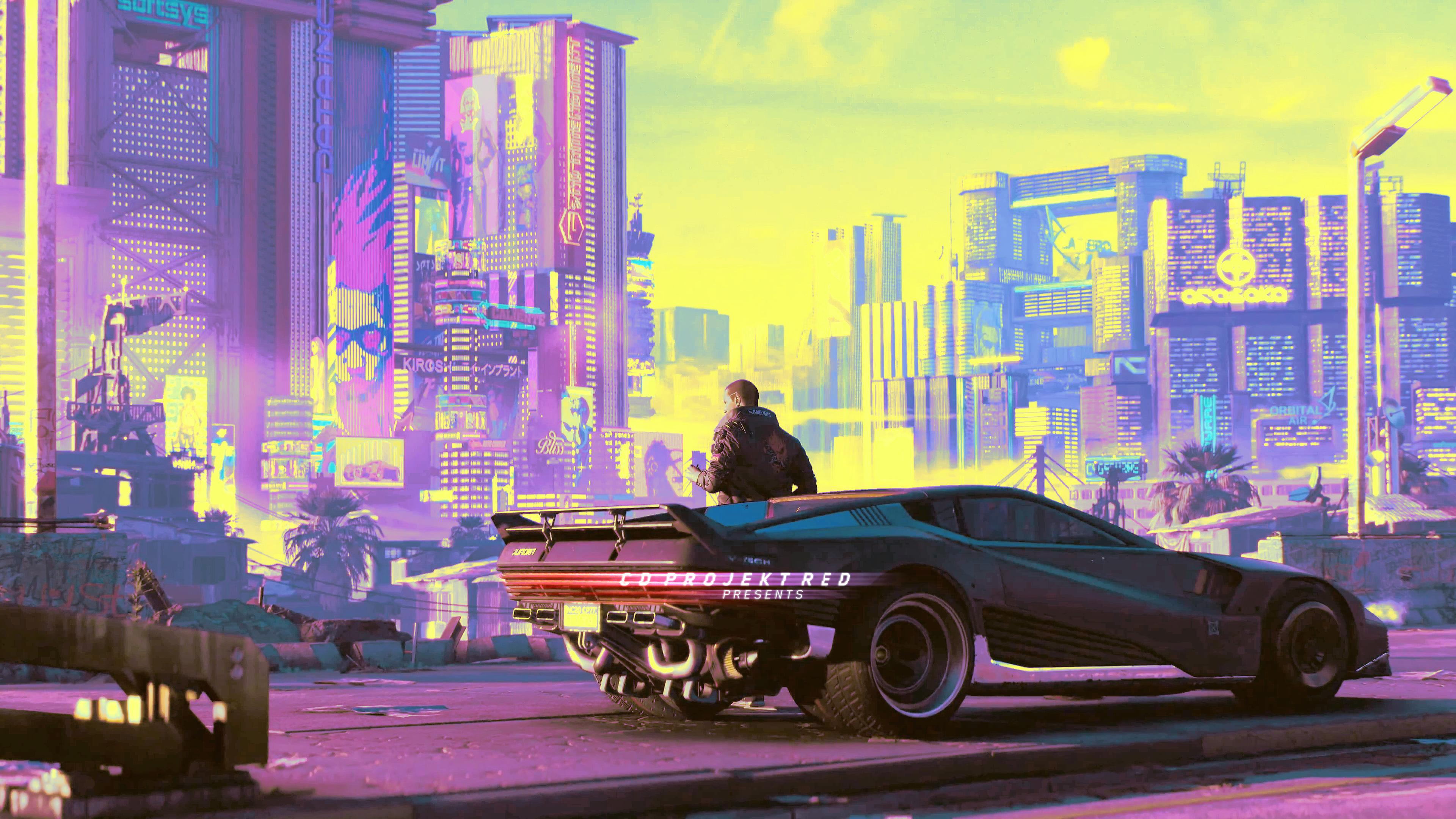 Cyberpunk Wallpapers on
