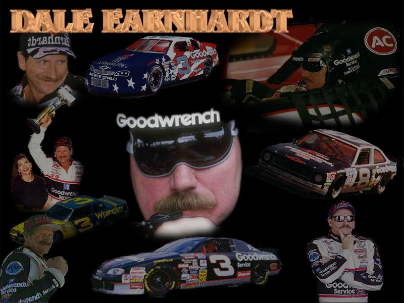 Download Dale Earnhardt Sr Wallpapers By Wicked Shadows: Dale Earnhardt Sr Legends Are 800x600