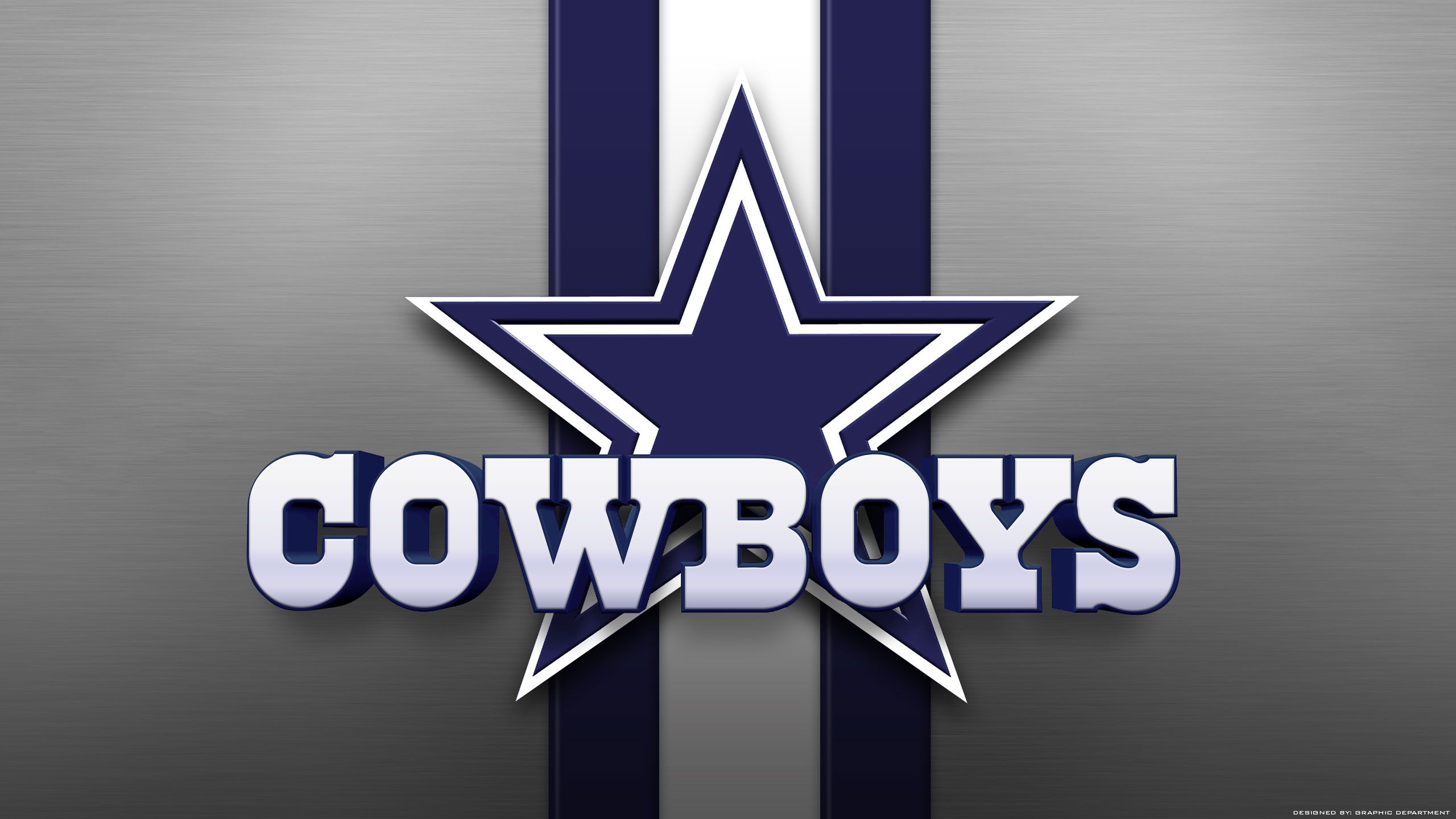 Dallas Cowboys Wallpaper For IPhone 2560x1440