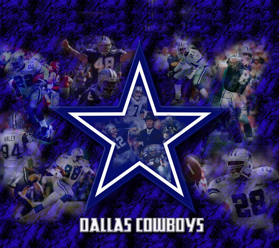 Dallas Cowboys Live Wallpaper 960x854