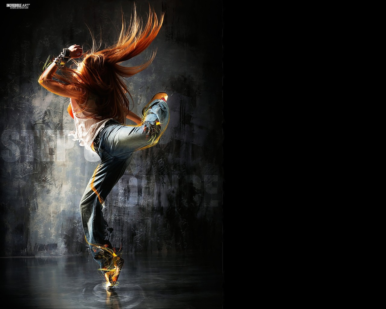 Hip Hop Dance Backgrounds Wallpaper 1280x1024