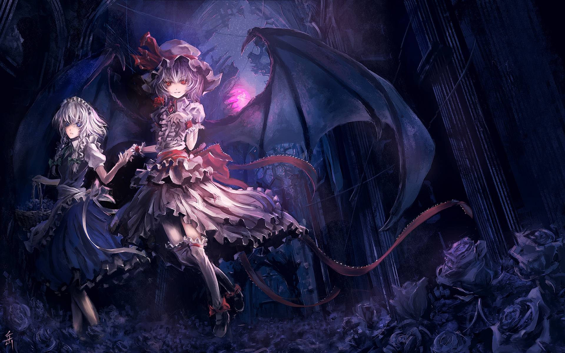 Dark Anime Wallpaper (49 Wallpapers) - Adorable Wallpapers