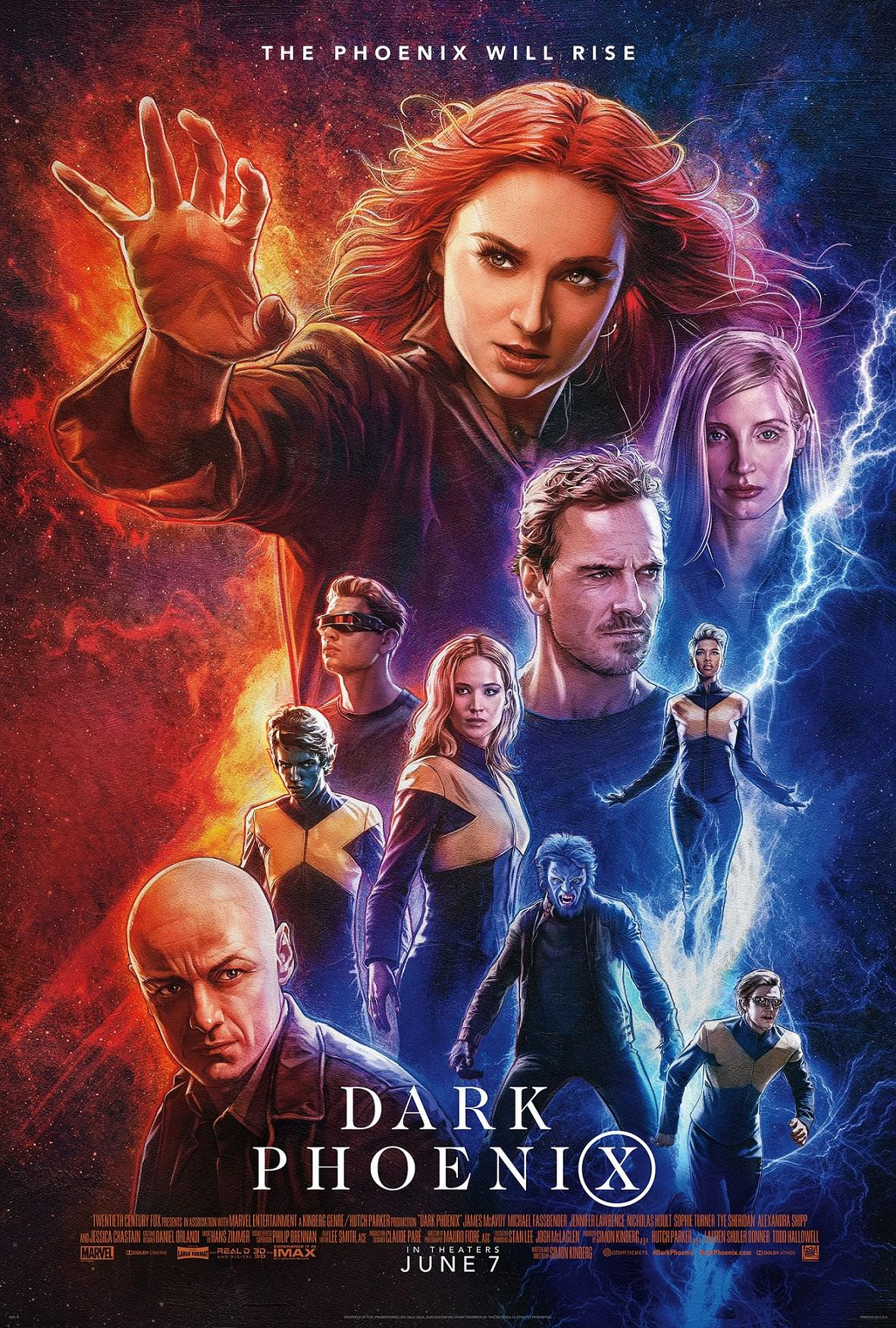 Understanding Dark Phoenix The Maybe Final XMen