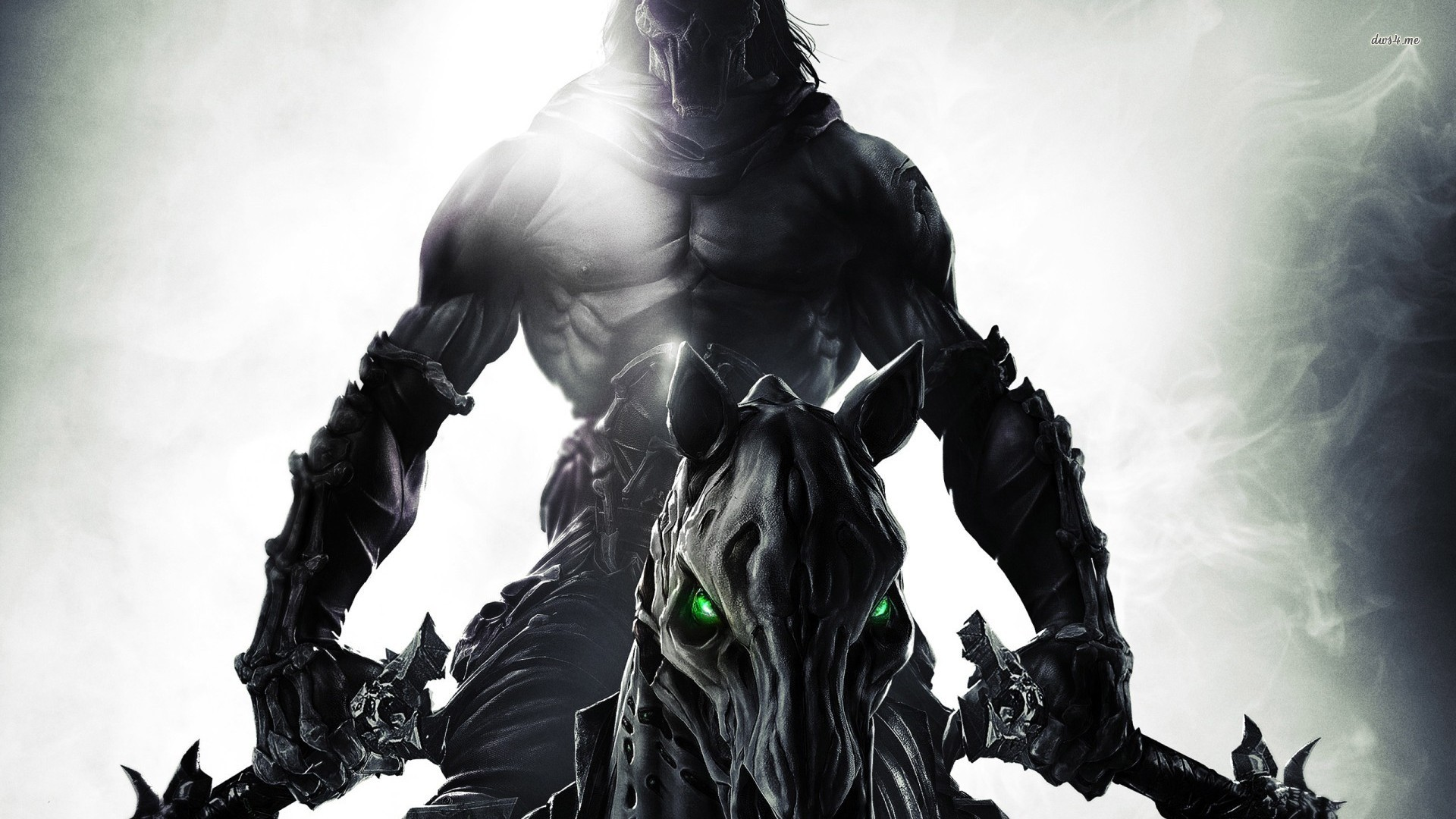 Darksiders III HD Wallpapers Background Images Wallpaper